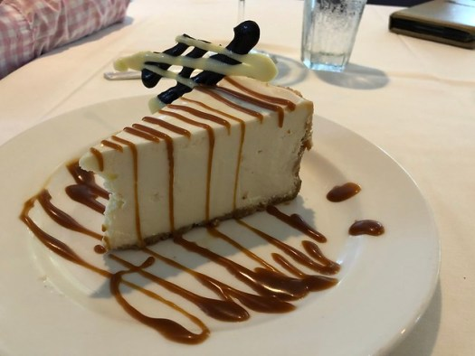 Creole Cream Cheese Cheesecake, Commander's Palace, New Orleans