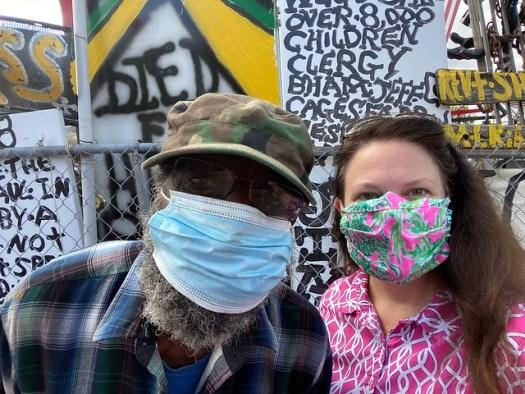 Joe Minter's African Village in America, Birmingham AL