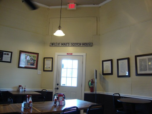 Willie Mae's Scotch House, New Orleans LA