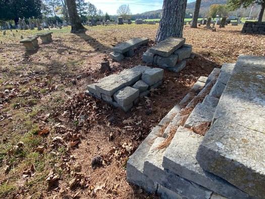 Hayden Cemetery, New Hope AL