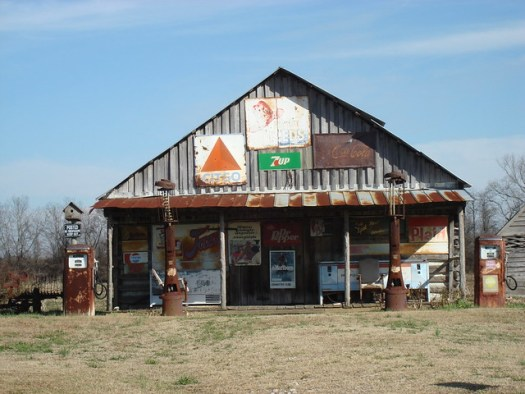 Old Building, Outside Moulton AL