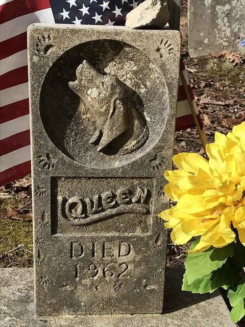 Coondog Cemetery, Cherokee Alabama