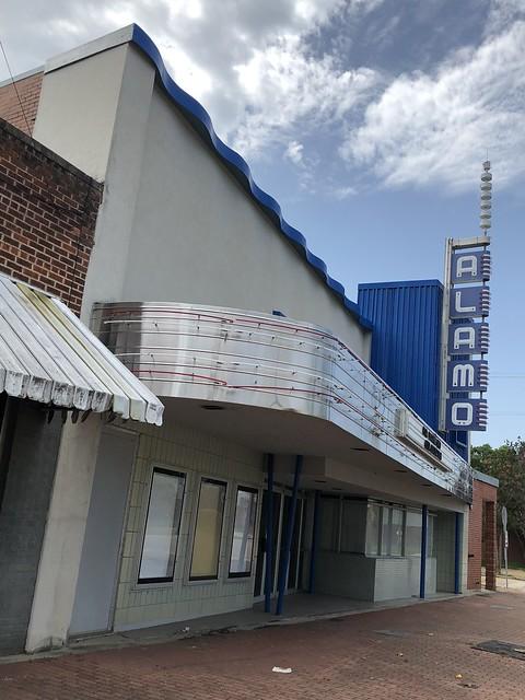 Alamo Theater, Farish Street, Jackson MS