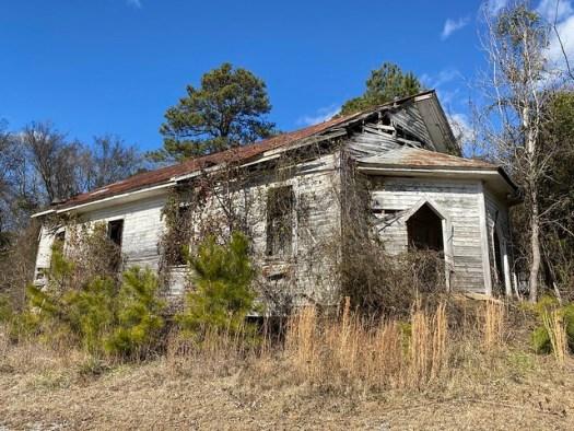 Guinea Church, Moundville AL