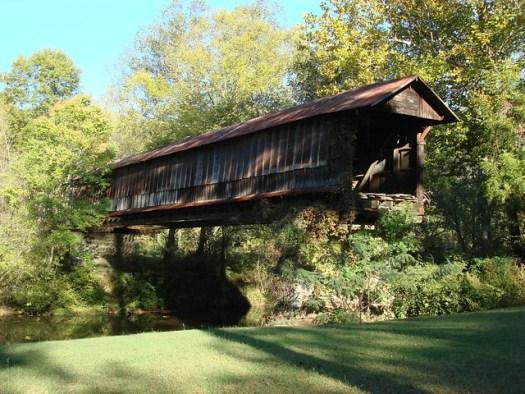 Waldo Covered Bridge, Waldo AL