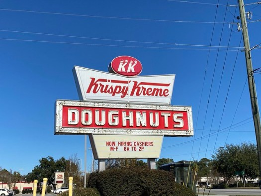 Krispy Kreme Doughnuts, Savannah GA