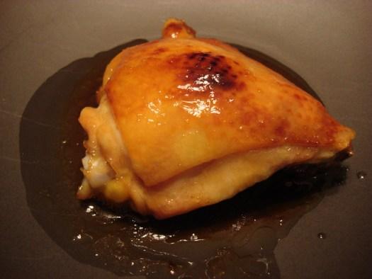 Mayhaw-glazed Chicken