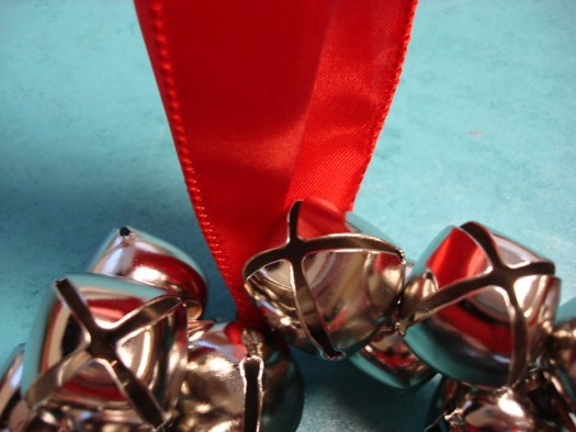 Jingle Bell Wreath for Friends