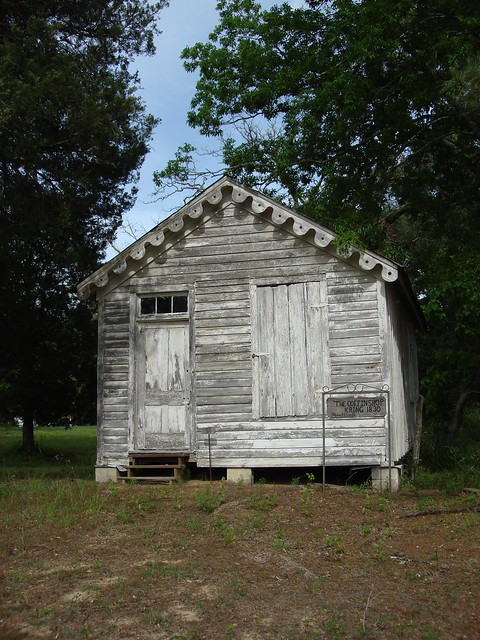 Est. 1830 Coffin Shop, Gainesville Alabama