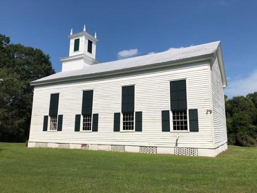 1837 Presbyterian Church, Gainesville AL