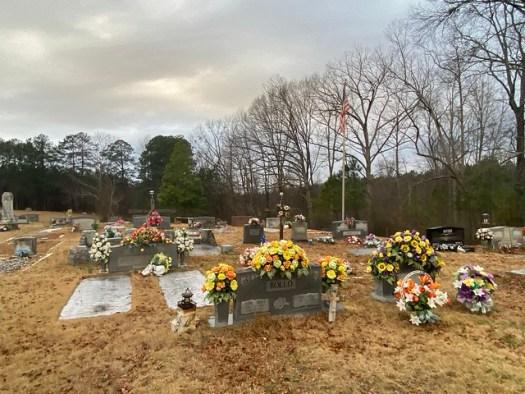 McKinley's Chapel Community Cemetery, Bremen AL