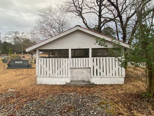 South Graveshelter, McKinley's Chapel Community Cemetery, Bremen AL