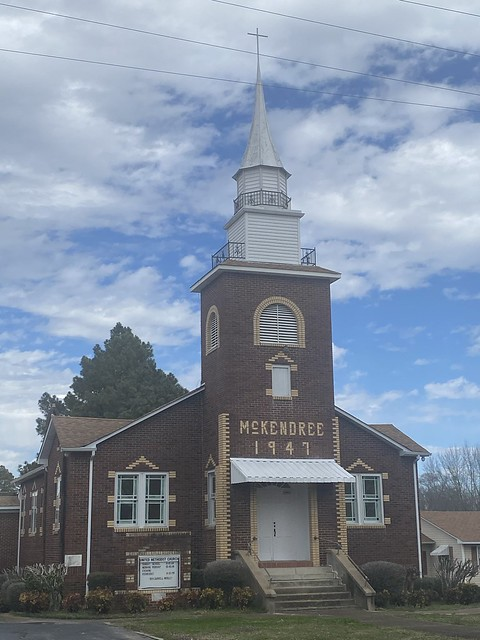 McKendree United Methodist Church, Danville AL