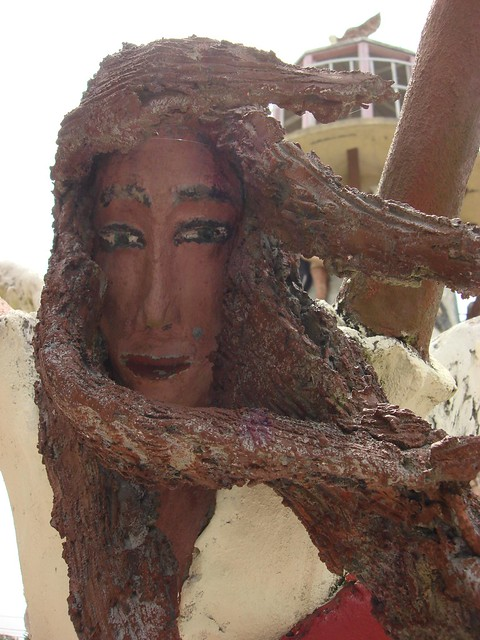 Kenny Hill's Sculpture Garden, Chauvin Louisiana