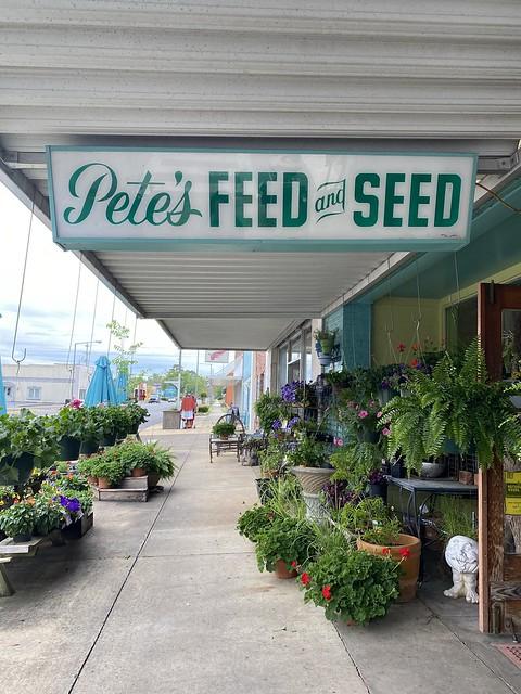 Pete's Feed and Seed, Sylacauga AL