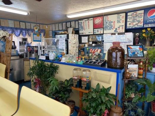 Faye's Home Cooking & Bar-B-Que, Sylacauga AL