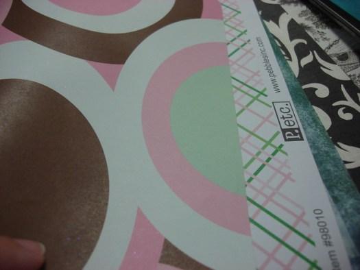 Scrapbook Paper Dragonflies