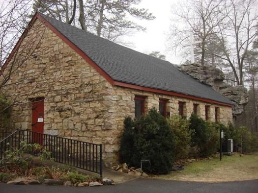 Sallie Howard Memorial Baptist Church, Mentone AL