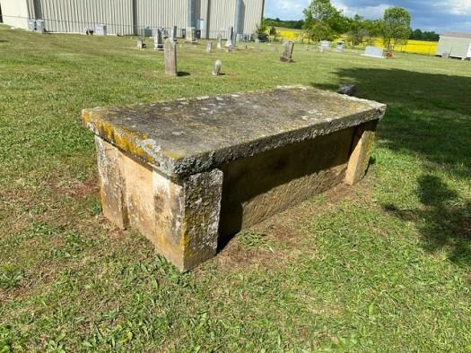 Hopewell Baptist Church Cemetery, Danville AL
