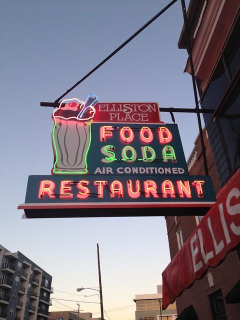 Elliston Place Soda Shop, Nashville TN