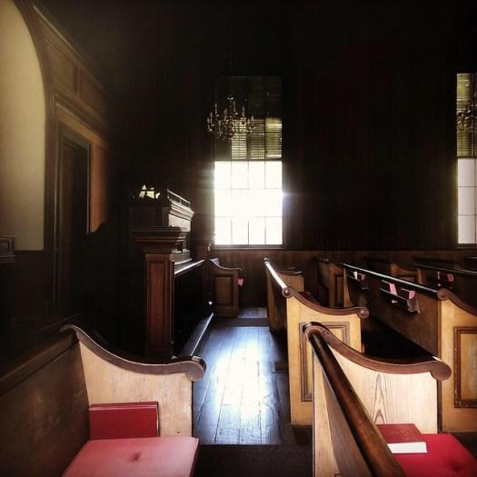 1872 Methodist Church, Gainesville AL