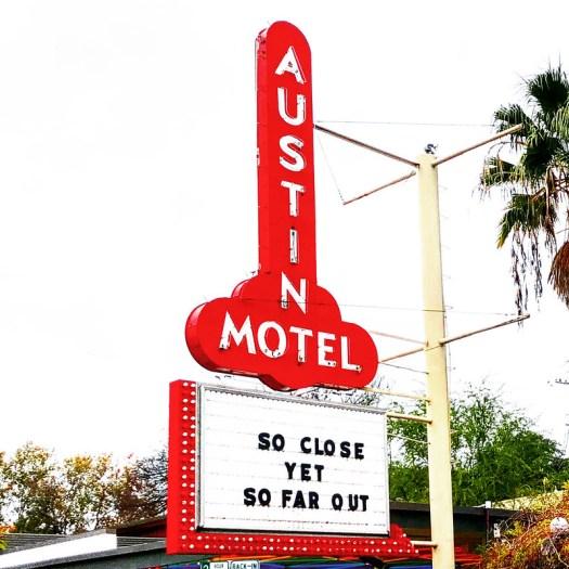 Austin Motel, Austin TX