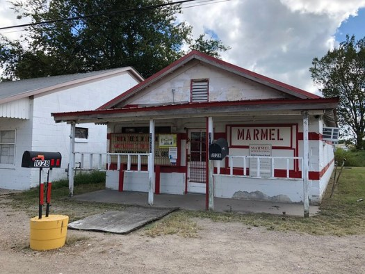 MARMEL building, Knowledge is Power, N Tunica MS