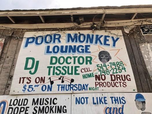 Po Monkey's, Merigold MS