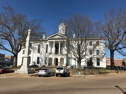 Lafayette County Courthouse, Oxford MS