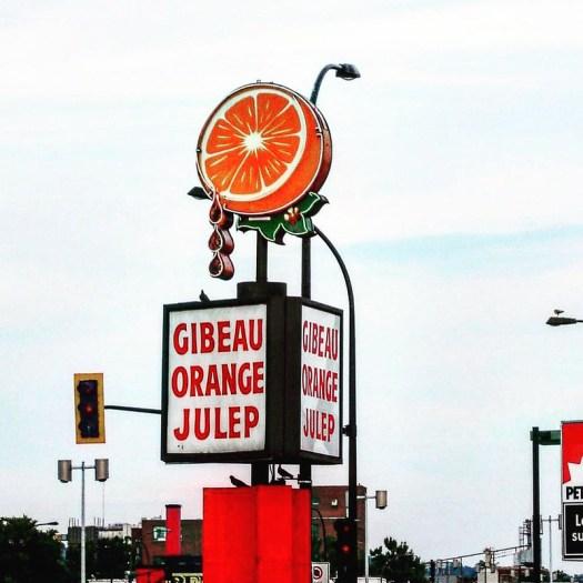 Gibeau Orange Julep, Montreal