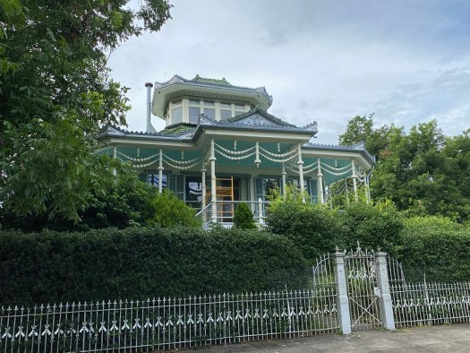 Doullut Steamboat Houses, New Orleans LA