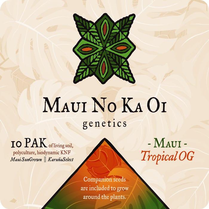 Maui Tropical OG