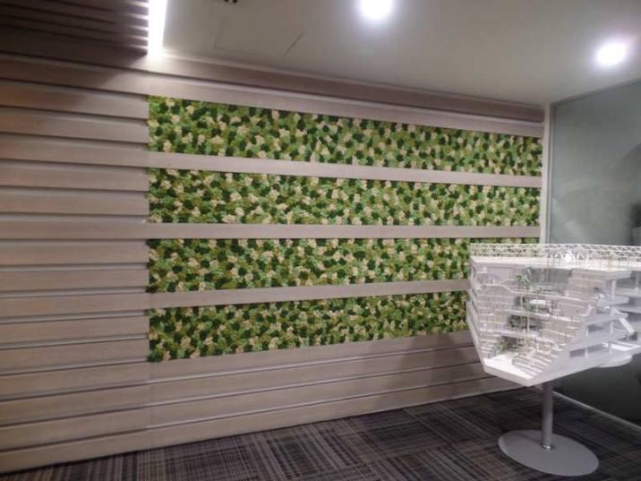 Moss Wall/Moss Art
