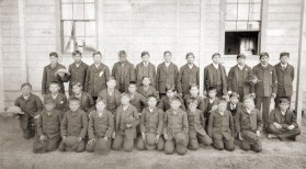 Group of boys in 1894