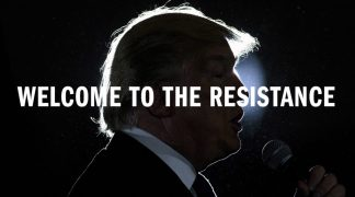 Welcome to the fight - resisting Trump