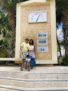 South Florida vacation with kids