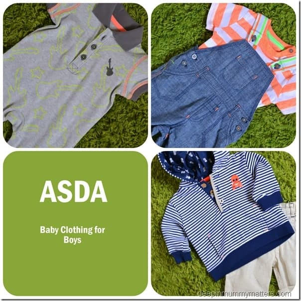 Asda Baby Clothes