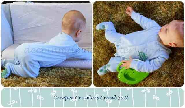 Creeper Crawlers Crawl Suit
