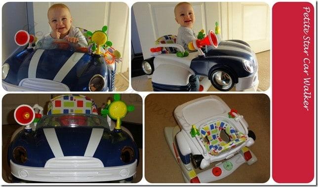 Petite Star Car Walker