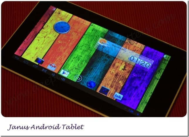Janus Android