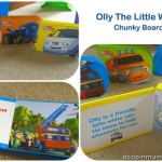 Olly The Little White Van Books