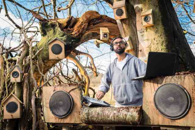 Tweet Music: UK beatboxer Jason Singh recreates the sounds of sp
