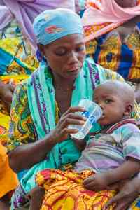 The P&G and Asda Clean Water Campaign aims to provide 75 million days of...