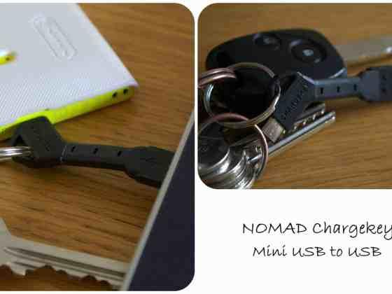 Nomad Chargekey
