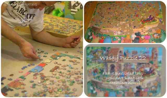 Wasgij Puzzle