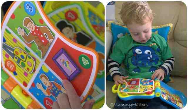 Mr Tumble Play & Learn Activity Book