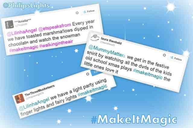 #MakeItMagic Winners