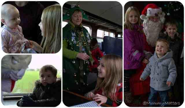Santa Special Ludborough