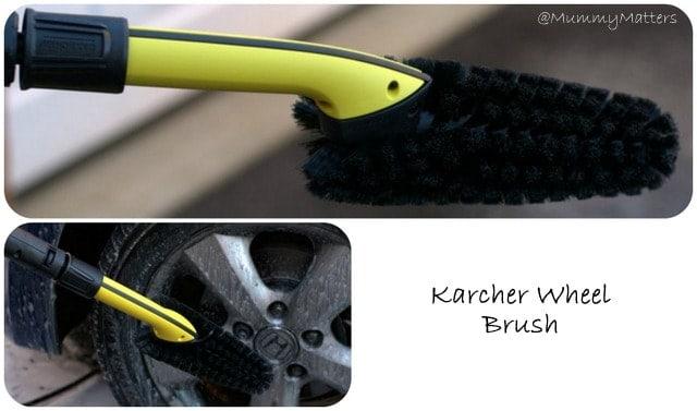 Karcher Wheel Brush