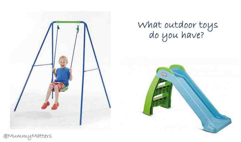 Outdoor toys